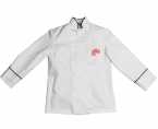Promotional products: Piped Chef Coat