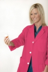 Promotional products: Tailored Unisex Colored Lab Coat
