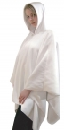 Promotional products: Hooded Fleece Poncho
