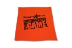 Promotional products: Fleece Rally Towel 12x18