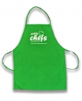 Promotional products: Kids Poplin Bib Apron 2 Pockets 4 to 9 Years