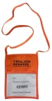 Promotional products: Twill Name Badge Lanyard