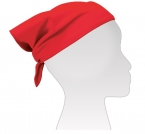 Promotional products: Silken Square Bandana