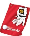 Promotional products: Waffle golf towel
