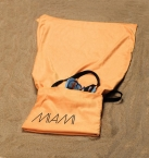 Promotional products: Micro Suede Towel-N-Tote