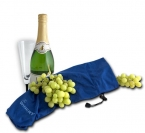 Promotional products: Micro Silken Wine Bag