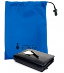 Promotional products: Micro Silken Accessory Bag