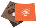 Promotional products: Fleece Drawstring Bag