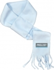 Promotional products: Fleece Pet Scarf Fringed