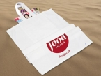 Promotional products: Terry Towel-N-Tote