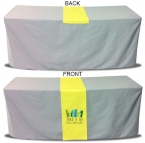 Promotional products: Table Runner (Open Back) 13x60
