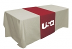 Promotional products: Table Runner (Open Back) 30x60