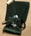Promotional products: Velour Large Towel-N-Tote