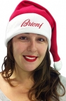 Promotional products: Red Santa Hat Adult