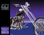 Promotional products: Motorcycle mania wall calendar
