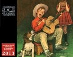 Promotional products: Norman rockwell wall calendar