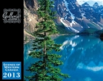 Promotional products: Scenes of western canada wall calendar
