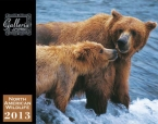 Promotional products: North american wildlife wall calendar