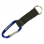 Promotional products: 60mm Carabiner w/ Key Strap