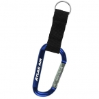 Promotional products: 80mm Carabiner w/ Key Strap