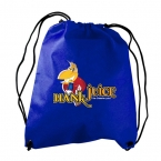 Promotional products: The Recruit - Non-woven Drawstring Backpack-DP