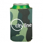 Promotional products: Camouflage Can Holder