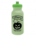 Promotional products: 20 Oz. Glow-in-the-dark Sports Bottle