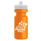 Promotional products: The Eco-cyclist - 21 Oz. Eco-cycle Bottle