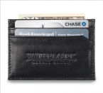 Promotional products: Safe travels traverse wallet