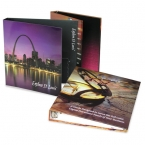 Promotional products: Casebound binders