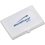 Promotional products: The Capriano Business Card Holder