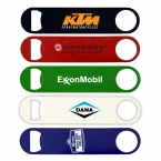 Promotional products: Bartender's Coloured Stainless Steel Bottle Opener