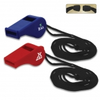Promotional products: Plastic Whistle
