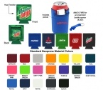 Promotional products: Pocket Stubby Cooler