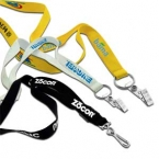 "Promotional products: 3/4"" Screen Printed Lanyard"