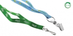 "Promotional products: 1/2"" Recycled Screen Printed Lanyard"