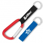 Promotional products: Carabiner with Printed Lanyard
