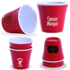 Promotional products: Red Party Shot Cups