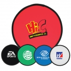 Promotional products: Fold-Up Flying Disc