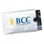Promotional products: RFID Credit Card Protector Sleeve