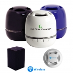 Promotional products: The Karlovy Wireless Speaker