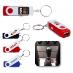 Promotional products: USB Car Charger Keychain