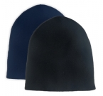 Promotional products: Rib Knit Beanie, 100% Acrylic, Made In Canada
