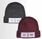 Promotional Marled cuff toque - made in canada