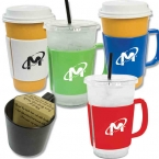 Promotional products: Pik-cup Sure Grip Cup Handle
