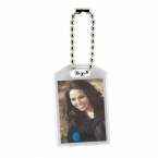 Promotional products: Slip in keytag
