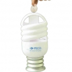 Promotional products: Light bulb bank