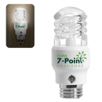 Promotional products: Cfl light bulb shaped nightlight