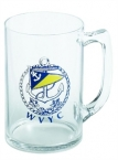 Promotional products: The Connoisseur Stein 14oz clear
