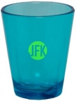 Promotional products: Shot 2oz light blue